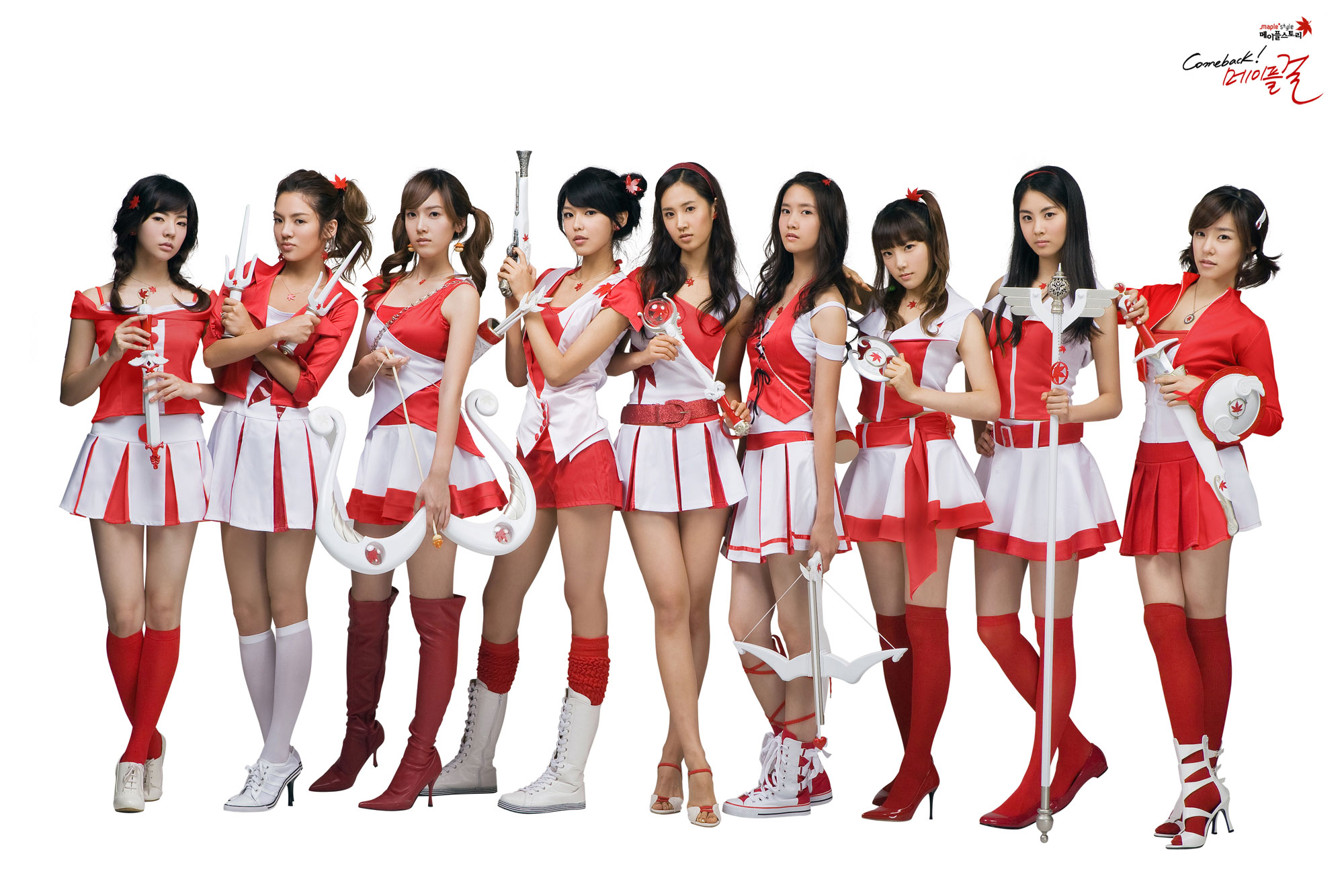 Is my all time fav snsd music video – girls' generation – genie