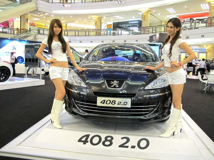 Peugeot 408 Launched in Malaysia | timchew.net
