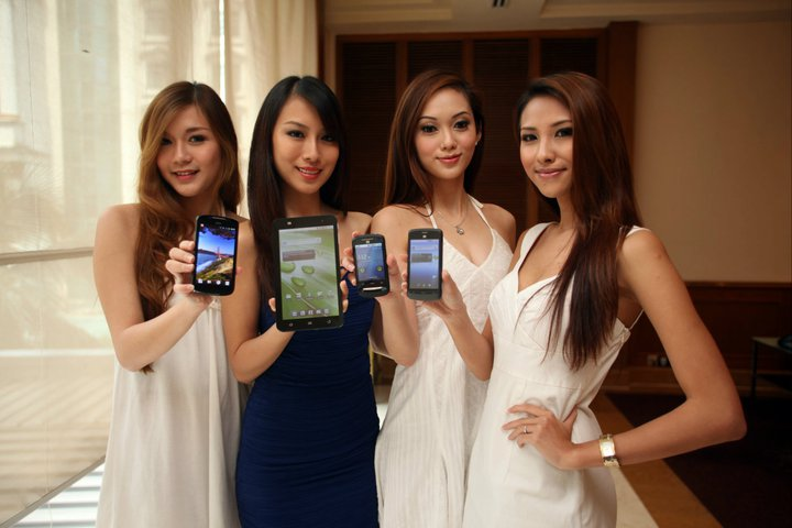 Expect more new ZTE smartphones and tablets to enter the Malaysian market in the months to come