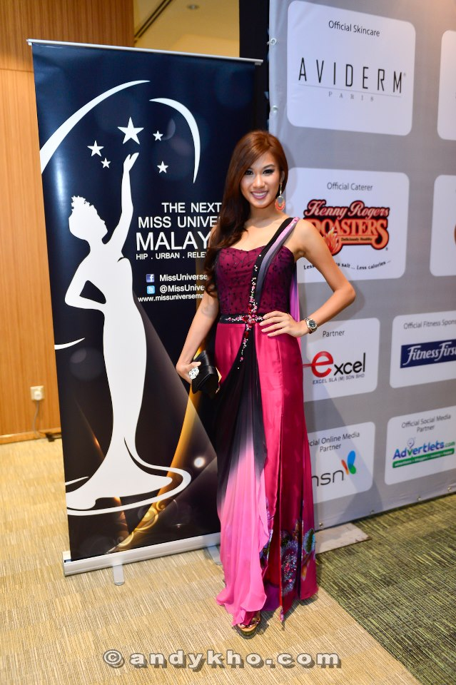 MHB's Miss World Malaysia 2012 Lee Yvonne