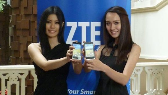 Introducing the new ZTE Acqua smartphone!