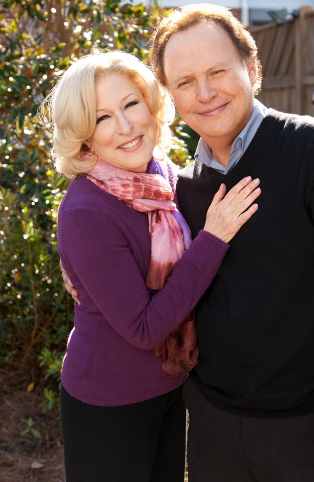 Billy Crystal and Bette Midler star as doting grandparents