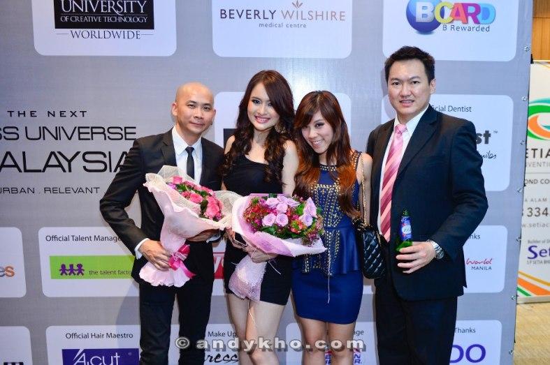 Miss Universe Malaysia 2013 Gala Night