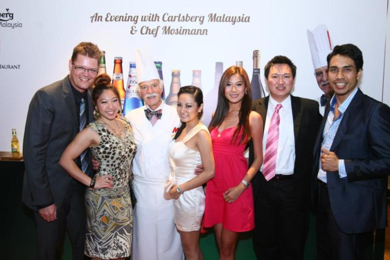 An Evening With Carlsberg and Chef Anton Mosimann