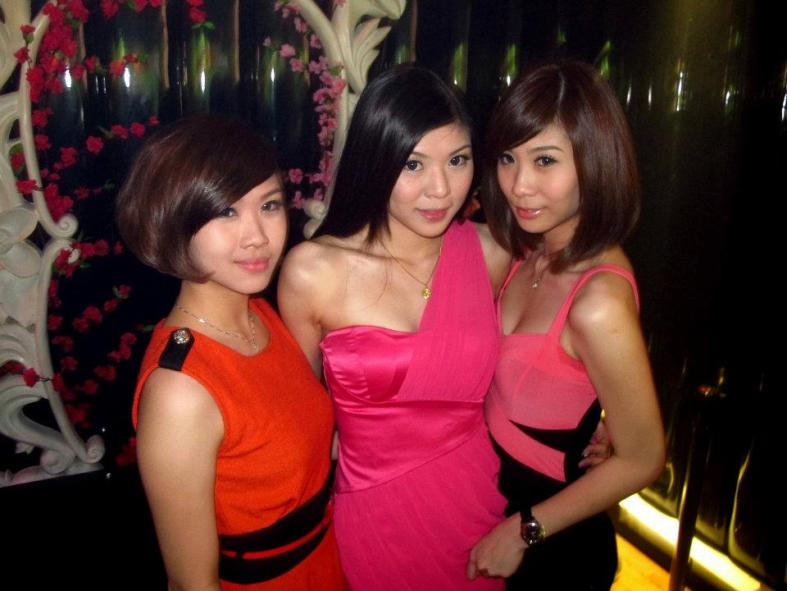 Chinese New Year in Penang - Mois Club at Upper Penang Road