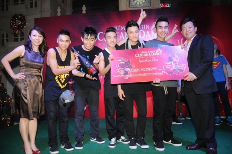 Katoon Network walked away with RM10,000 and will represent Malaysia in the International Finals in Singapore on 18 January 2013, while the second and third winners received RM6,000 and RM3,000 respectively.