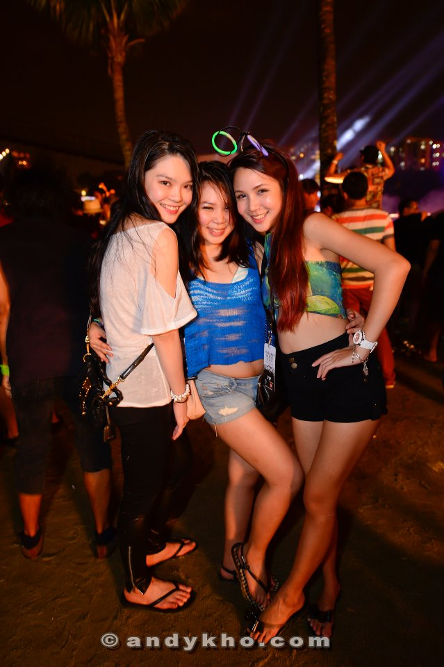 MHB's Povy Teng with her friends