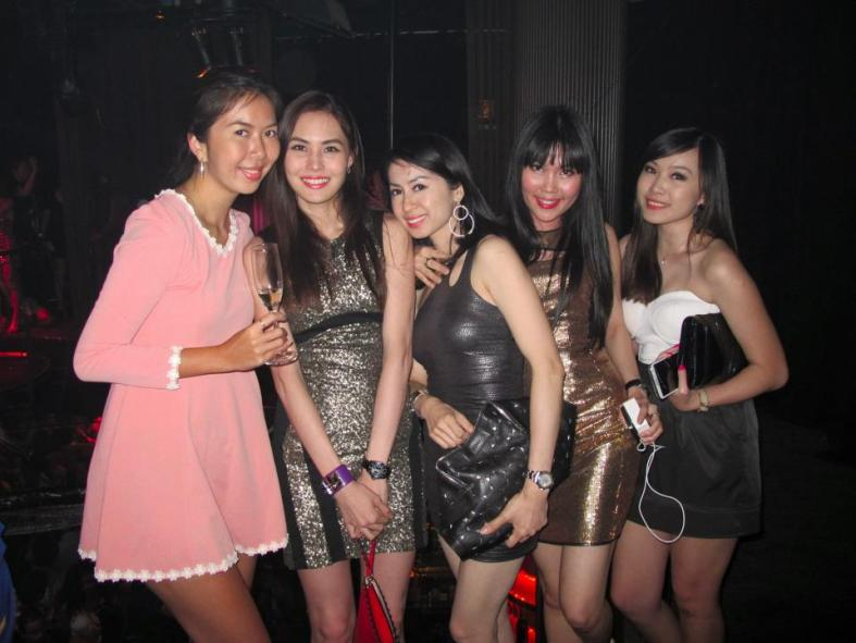 New Year's Eve at Zouk Club KL