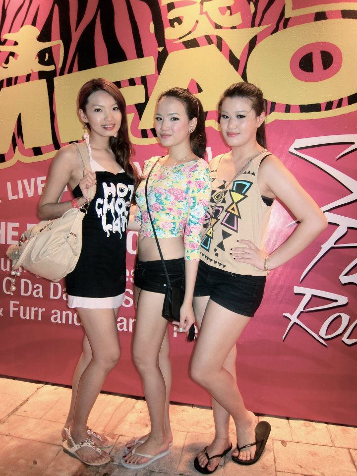 LMFAO Live in Malaysia at Sunway Lagoon
