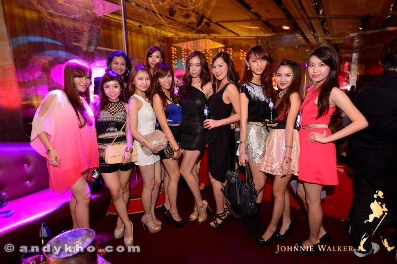 Passion For Fashion 2012 supported by Johnnie Walker and Kronenbourg 1664