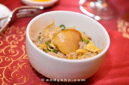 Abalone Fried Rice