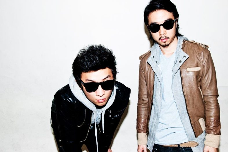 Goldfish & Blink - our own Malaysian DJs are known to rock the crowd with their brand of EDM