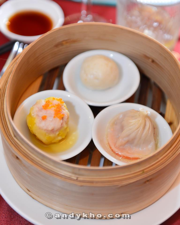 Dim Sum Combination