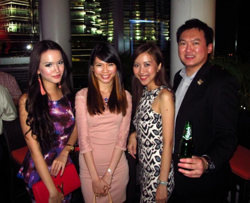 Conne Lim Jen Yng Choo Mei Sze Stephanie Lim