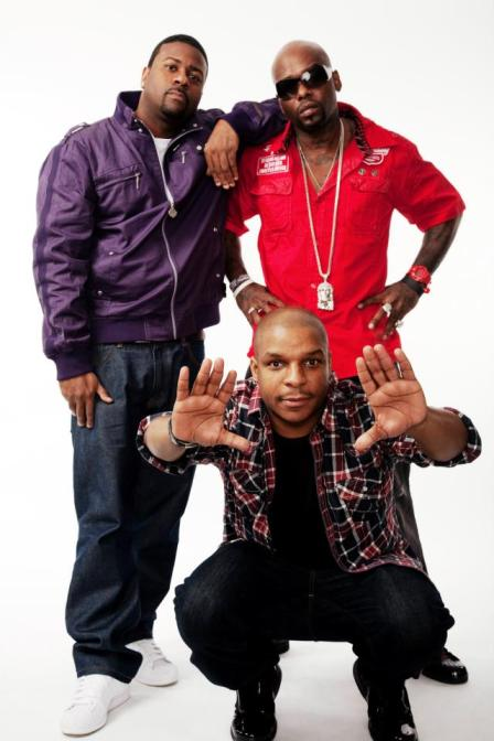 Naughty by Nature - 80's babies will remember them!