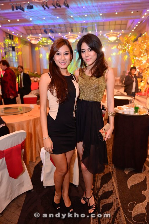 2x Miss World Malaysia - Lee Yvonne in 2012 (who is also a MHB blogger) and Chloe Chen in 2011