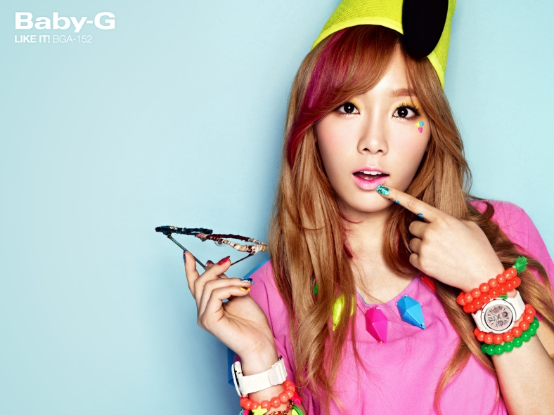 Taeyeon_Baby_G_Wallpaper_1600x1200