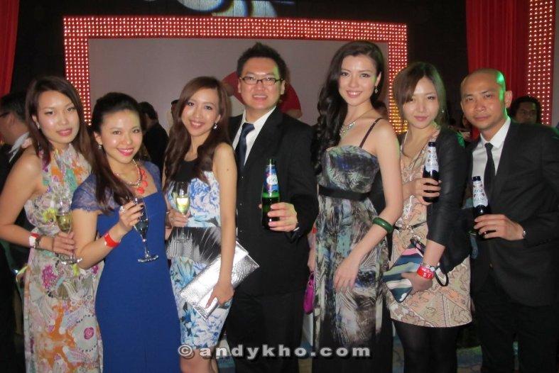 Tim Chew Carey Ng Miss Universe Malaysia Conne Lim Jen Yng