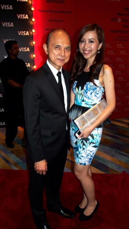 Conne Lim Jen Yng Jimmy Choo