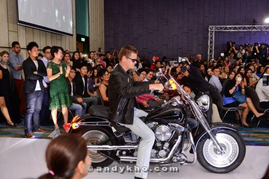 The Terminator - Carlsberg Managing Director Soren Ravn