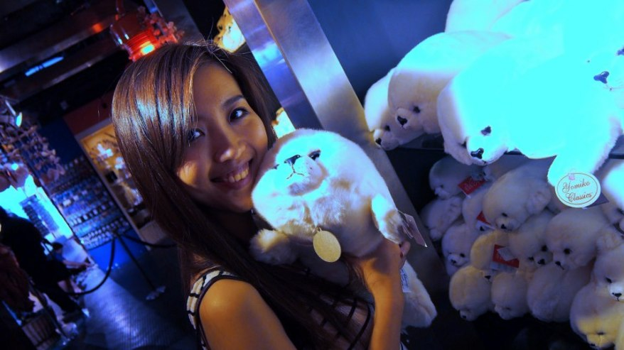 On the way out you'll go through Aquaria's gift shop where there are loads of merchandise on sale like soft toys
