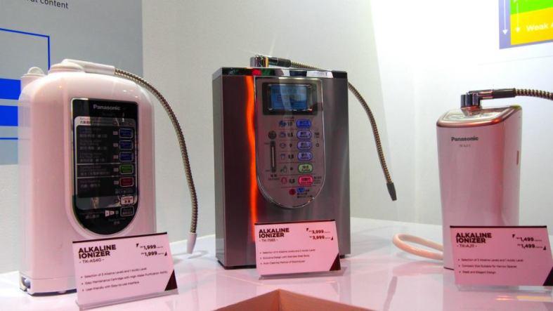 Alkaline Ionizer Purifiers