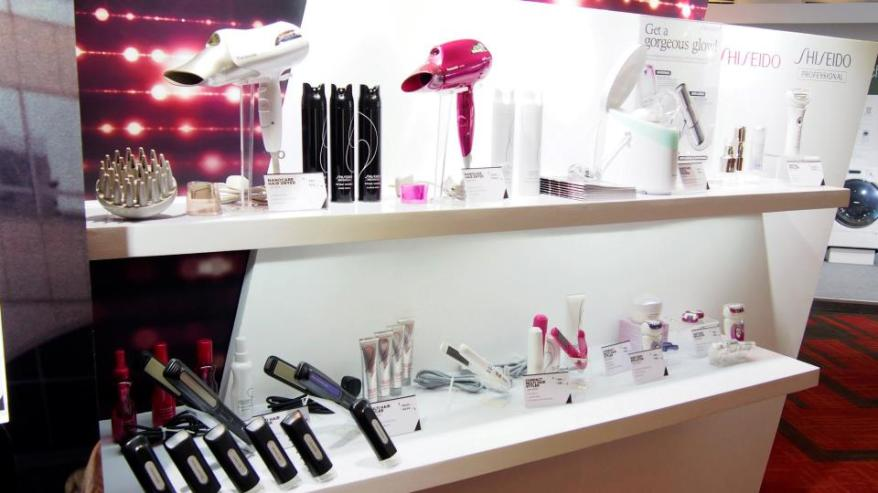 Personal and beauty appliances...a girl's best friend