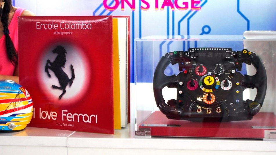 Like this replica steering wheel!