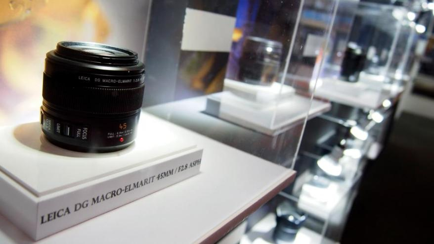 The Lumix range comes with a whole range of lens and accessories
