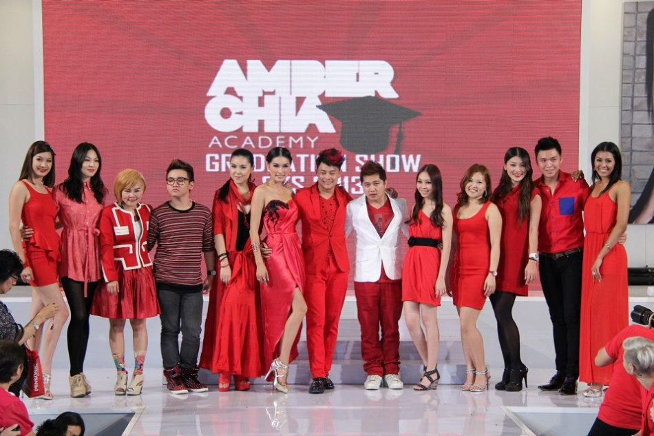 The Amber Chia Academy team