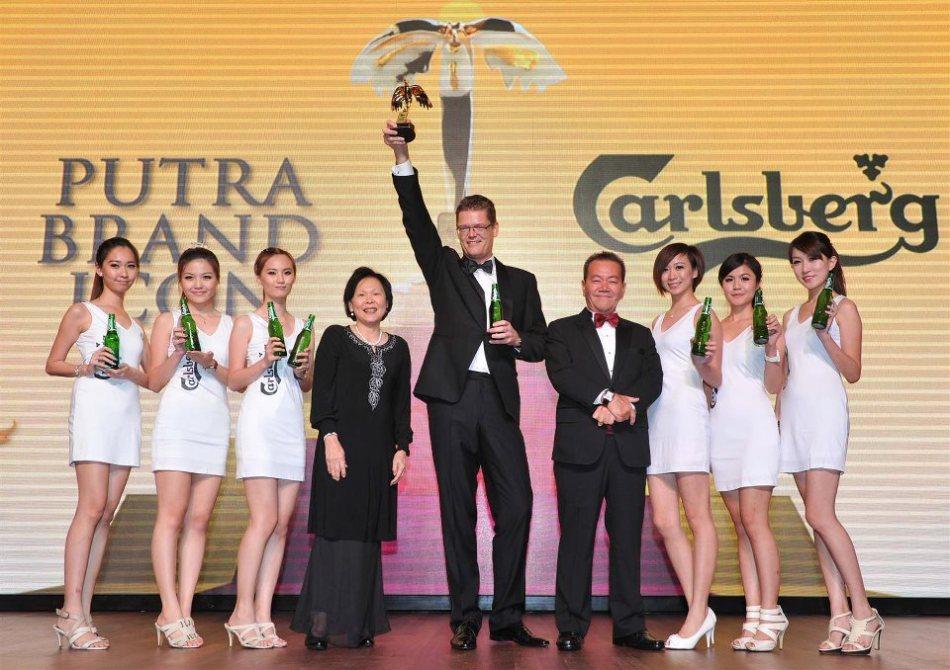 Carlsberg Malaysia's Managing Director Soren Ravn