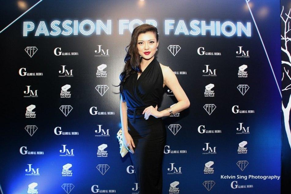Miss Universe Malaysia 2013 - Carey Ng