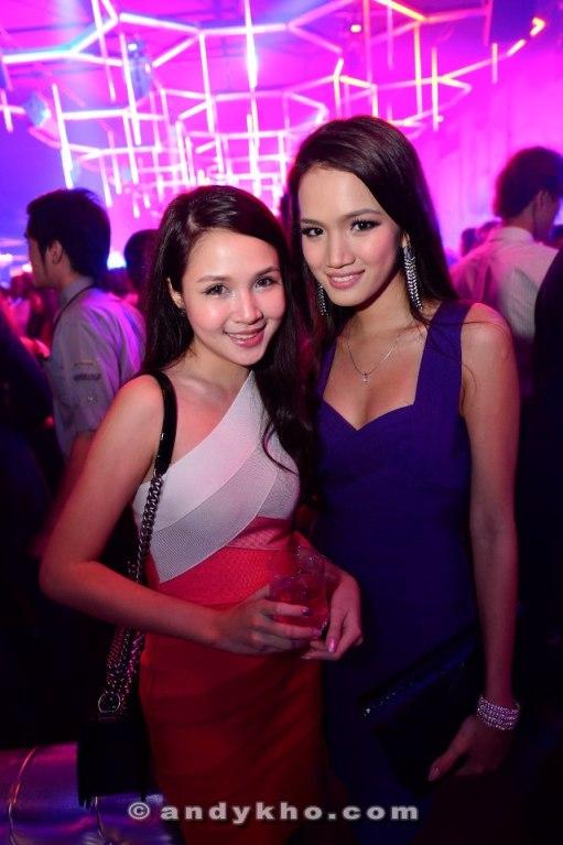 MHB's Povy Teng and Stephanie Lim