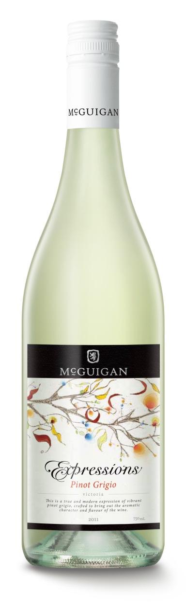McGuigan Expressions Pinot Grigio