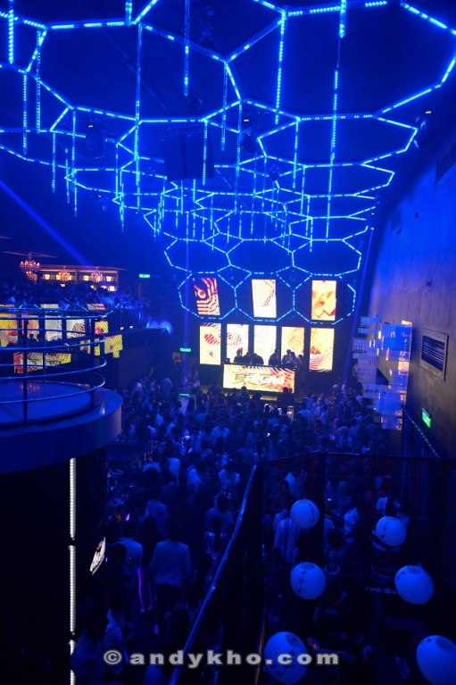 The first Club Asahi was held in Butter Factory Kuala Lumpur