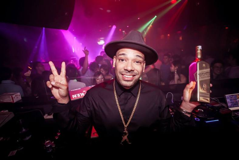 DJ Mel DeBarge turned the celebration legendary with his high-energy remixes of hip-hop, funk and soul