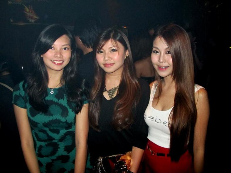 MHB's Adrienne with Pearl and Jia En