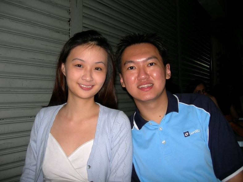 And met up with May Yee for a yum char session on 14 October 2006.