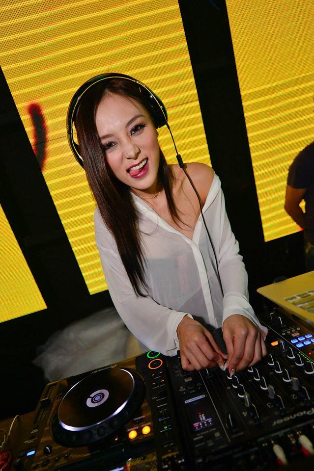 DJ Jeana Ho / Pei Yu He (何佩瑜)