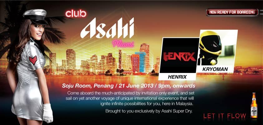 Club Asahi Miami