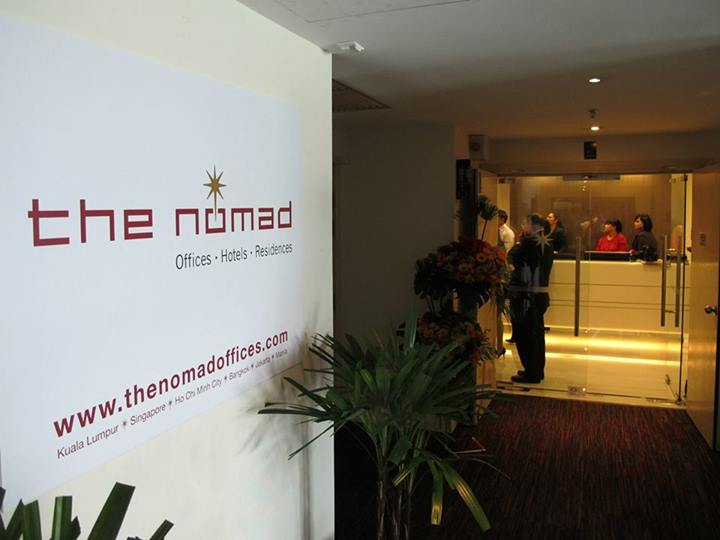 The Nomad Offices @ Mon't Kiara