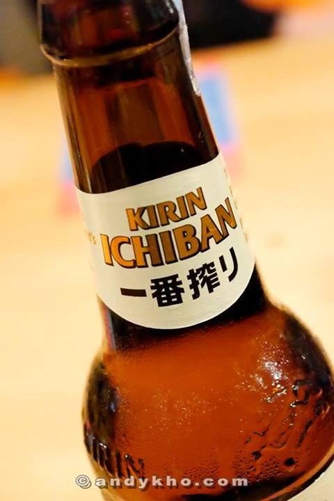 And this makes KIRIN ICHIBAN the perfect accompaniment to Japanese food – known for its subtle and delicate flavors – or any of the world's other cuisines.