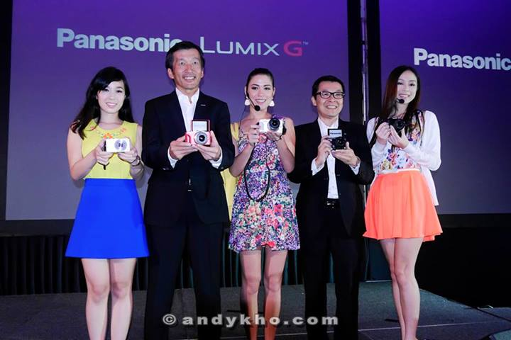 The 3 new Panasonic Lumix cameras are officially launched - G6, GF6 and LF1