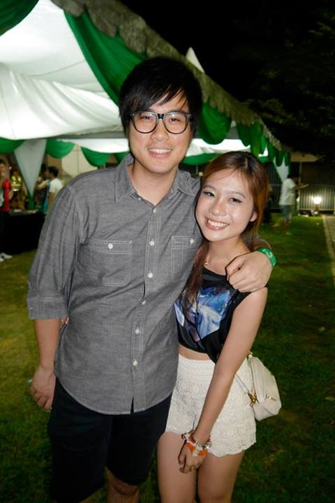 The were some well known public figures at the party such as Jin from Jinnyboy TV and Shelyn was quite star-struck haha!