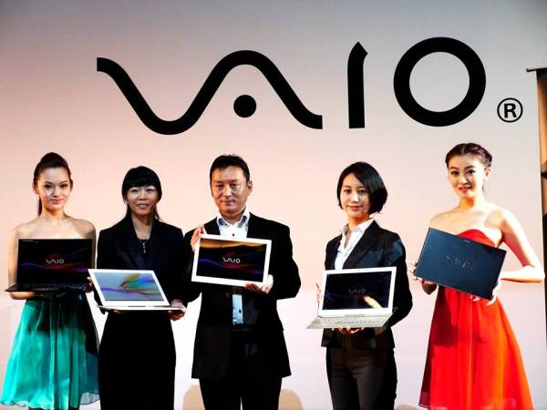 The new models - VAIO Duo 13, Pro and Fit