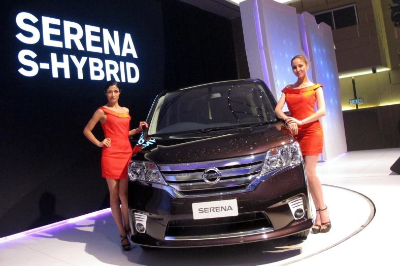 Nissan Serena S-Hybrid Launch   Adventures of a Tomcat