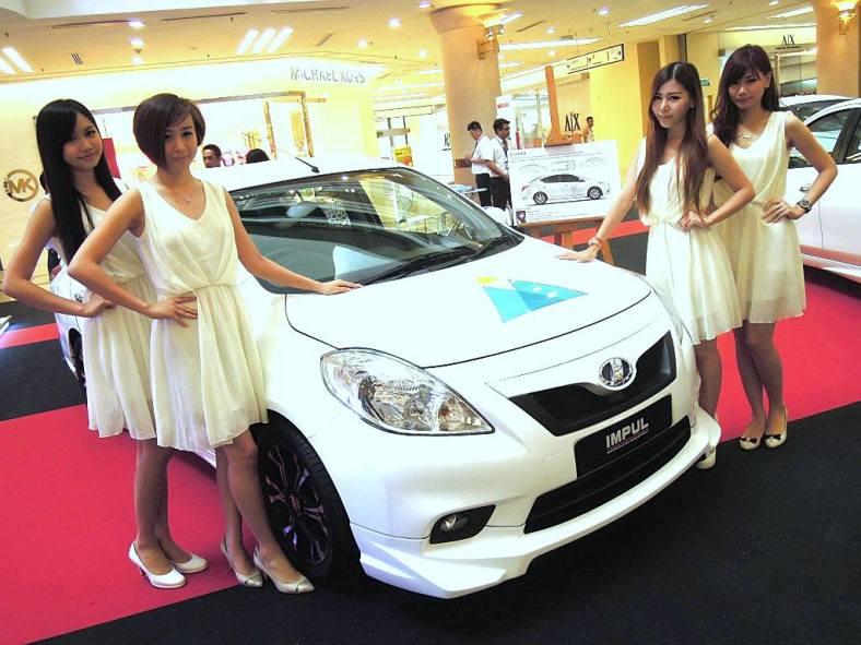 Nissan Almera Tuned by Impul
