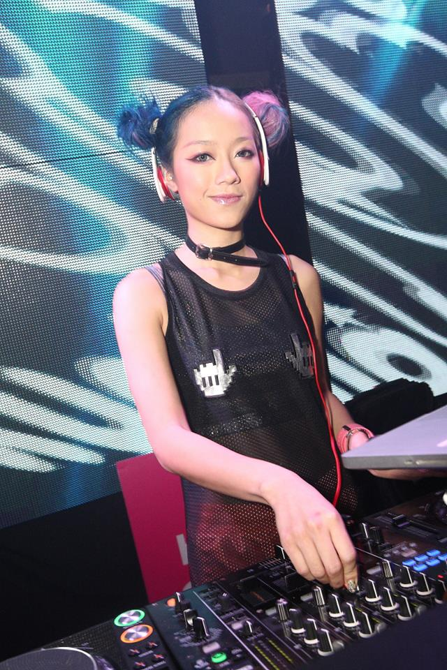 DJ Suki from Hong Kong