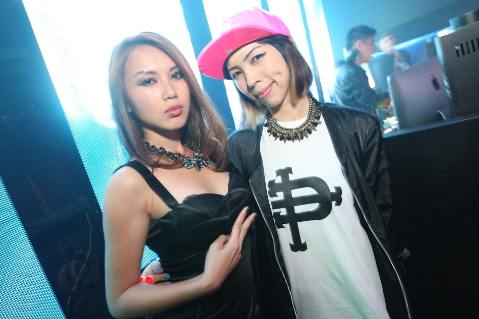 Julie Woon with Christine from The Butter Factory KL