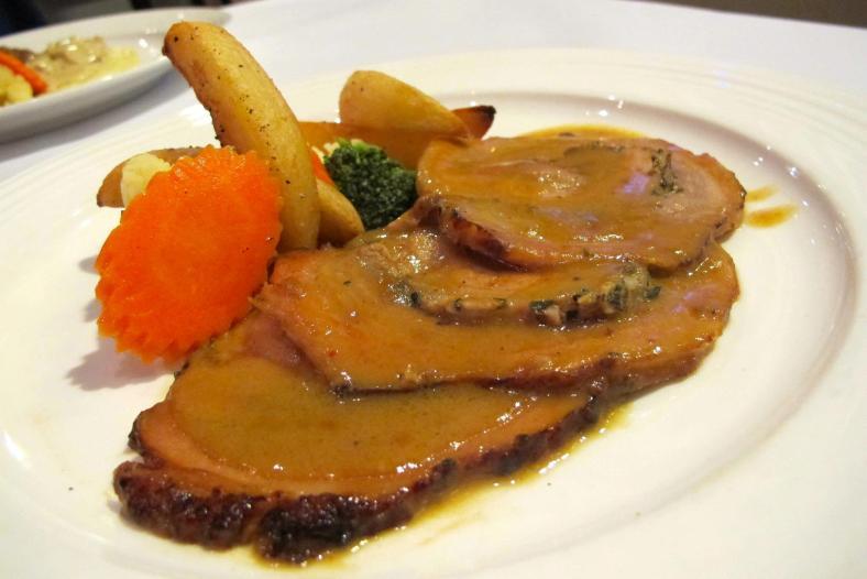 Roasted Pork Belly